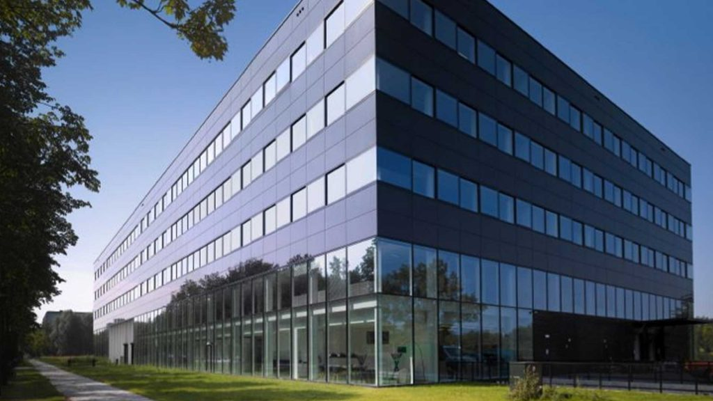 Photo centre de recherche Nutricia à Utrecht